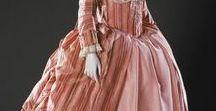 Dresses of Rococo
