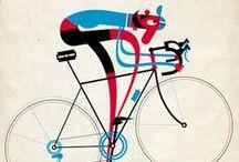 bikes bikes bikes / by Aileen Carroll