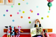 girls room ideas / by Cyndi Smith