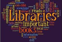 books, libraries & more
