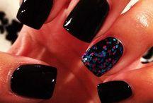 Nails  / by Marissa Krause ❥