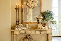 Interior design inspirations / by Lisa Cross