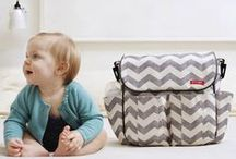Diaper Bags / It's diaper bag heaven! Stylish bags, trendy tots and beautiful backpacks to meet your needs. / by Right Start
