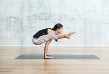 yoga / by Kelly Stubbs