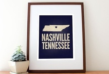 Tennessee / Our hearts belong in Tennessee / by Kara Beckley