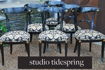 studio tidespring / by Spilltrend Media Engine