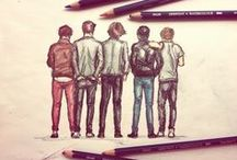 I'm a DIRECTIONER! / For my boys... <3 / by Em