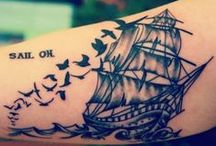 Body Art/ Tattoos / Ink, piercings, self expression. / by Lauren Grace