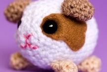Hooks and Needles / (crocheting and sewing ;]) / by Em