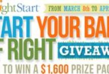 Deals, Giveaways & More! / by Right Start