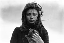 """Un homme et une femme / """"La nostalgie d'Anouk et de Jean-Louis n'et pas paralysante, bien au contraire, je dirai qu'elle est euphorisante. C'est une énergie qui donne envie de vivre"""" - Claude Lelouch / by deauville"""