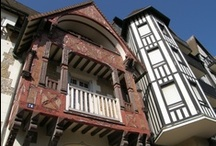DEAUVILLE/ARCHITECTURE / by deauville