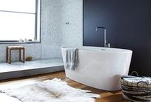 BATHROOMS! / Bathrooms that make us sigh! A beautiful bathroom can add true value to your home. Use this board for advice, tips and inspiration to creating the perfect bathroom at home!