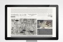 Web Design Project / Retro, Colorful, Simple  / by Rachelle Branca
