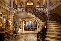 Home: Magnificient Indoor Beauty / Imagining my mansion God has for me... / by Kat