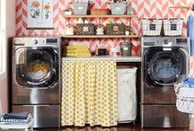 Laundry room.  / by Emily H