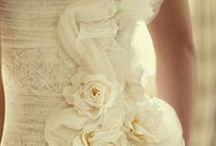 Bruiloftsideetjes - dé jurk / bruidsjurk ideeën