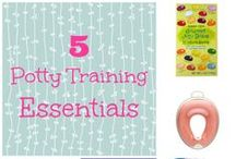Potty Time! / Potty training essentials, tips and tricks. / by Right Start