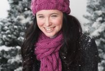 Knitting Hat Scarf n Wrap / by Jane Peterson