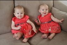 All things Multiples / Products, advice and information about twins, triples or more! / by Right Start