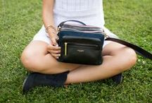 The Mercer Collection / The utilitarian yet chic Mercer Collection was inspired by the City of New York and the busy lives we lead. The Bendel Girl who would carry the Mercer bag is definitely a girl on the go. She's traveling to work, shopping with friends, or meeting up for cocktails. This collection can take her uptown or downtown. / by Henri Bendel