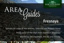 Area Guides / Can't decide what residential area would best suit you?   Take a look at our AREA GUIDES tab on the Pam Golding Property Group website. There you will find all the information & tools you need to make an informed decision on where to start your property search.