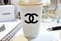 chanello / Basically our love for Chanel captured in one hell of a pin board. *Lush