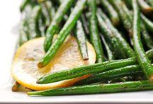 Lean, Clean, GREEN / EAT THOSE VEGI'S!!