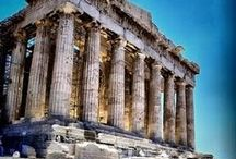 Greece / Greece and all it's beauty.  I've been there.  Can't wait to go back!