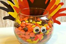 Thanksgiving and Fall / All things Thanksgiving! Crafts, fun with food and more! / by Right Start