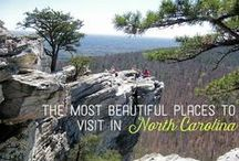 """""""The Good Old North State"""" -- North Carolina / by Annette Stephenson"""