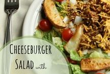 Dinner Recipes / Main dishes for lunch, dinner, or breakfast!