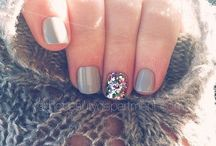 Nails & makeup / by Kristy Quigley-Bettuo