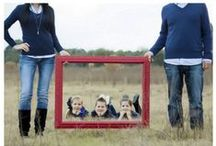 They've been framed! / by Crystal Stewart