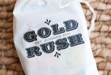 Gold Rush & Pow Wow