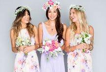 Madrinhas - Demoiselles / #arranjosdemesa #flores #arranjofloral #centrosdemesa #caketoppers #noivinhos #bolo #toposdebolo #noivinhosdebolo #casamento #wedding #casar #marry #marriage #casando #vestidodefesta #vestidodecasamento #vestidodenoiva #weddingdress #bridedress #partydress #dressed #dress #vestido #lace #renda #noiva #noivinha #bride #madrinha #bridesmaid / by Raissa Ferreira