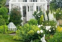 Garden Scene/Exterior / by gege momo