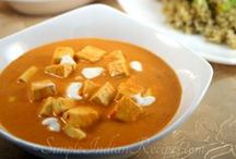 Indian Vegetarian Gravies / Indian Vegetarian Gravies