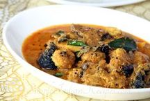 Indian Non Vegetarian Gravies / Indian Non Vegetarian Gravies like chicken curry, mutton curry, fish curry, shrimp curry, seafood curry