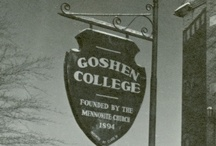 History / by GOSHEN COLLEGE