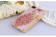 iPhone Cases and Accessories / Blinged Out iPhone Cases and the iPhone Accessories you Can't Live Without.