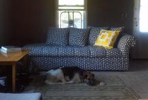 CID: AF Living Room / by Allyson Forrister