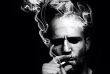 holy smoke! / cool guys #smoking