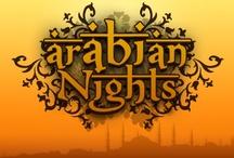 Arabian Nights / by Ann Green