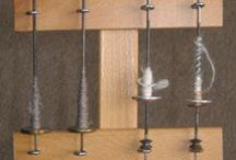 Drop Spindle / Learn how to use a drop spindle with our collection of hand spinning resources on this pinboard. It features drop spindle tutorials and instructions.