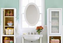 Bathroom / by Crystal Stewart