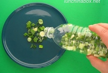 Food tips and tricks / by Crystal Stewart
