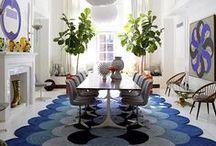 Dinner Room / Sala de Jantar / by Raissa Ferreira