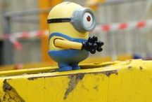 Minion by Mary Mas M / Ruhr Area meets Minions / by Mary Mas M