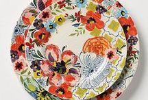 dish it up! / plates, mugs, glasses, china and more cute kitchen stuff